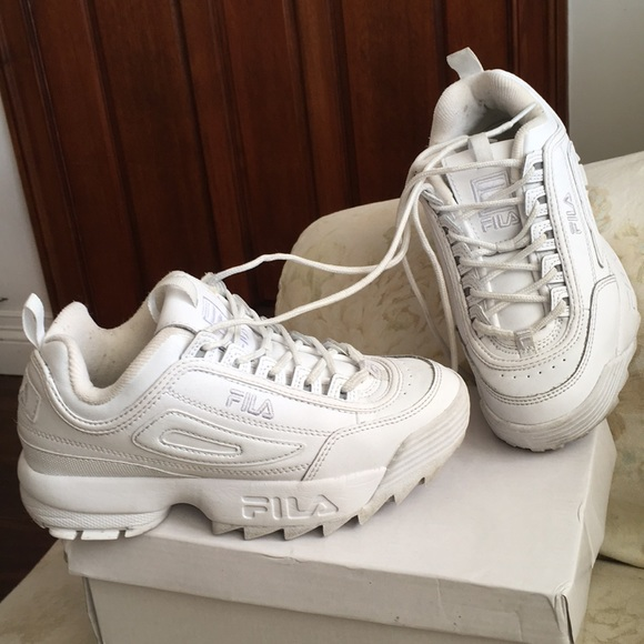 Fila Shoes   Fila Chunky Synthetic